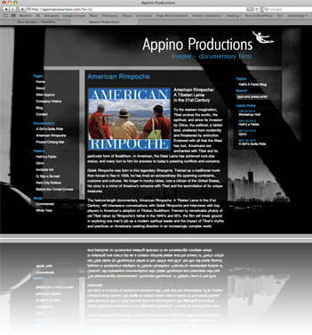 Appino Productions WordPress