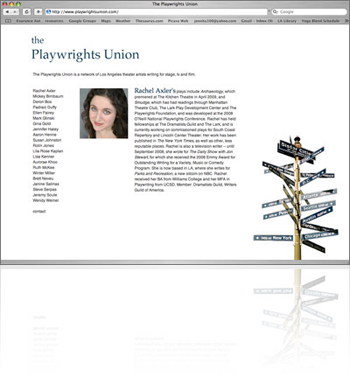 Playwrights Union